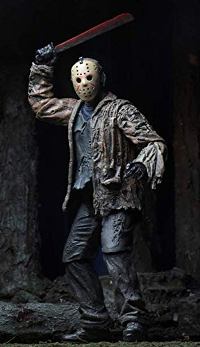Neca - Figurine Freddy Vs Jason - Jason Voorhees Ultimate 18