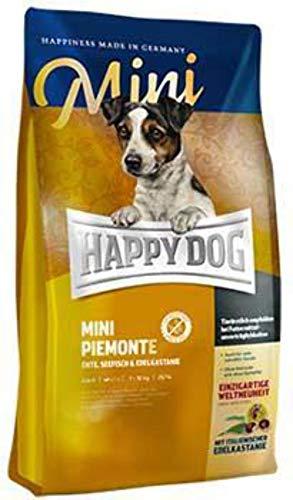 Happy Dog Mini Piemonte Cibo per cani, 1 kg, Anatra