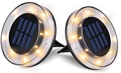 L.H Ranking TOP4 Lights New sales Solar Ground 12LED Outdoor In-Groun Landscape