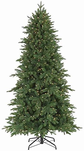 Beleuchteter Weihnachtsbaum, 300 cm