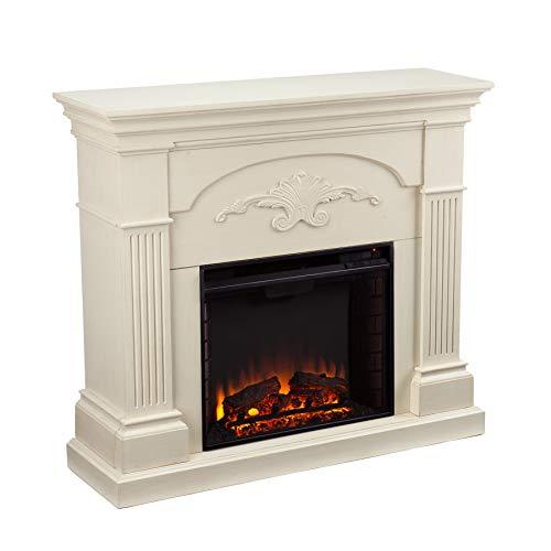 La mejor chimenea eléctrica decorativa, clásica y acogedora