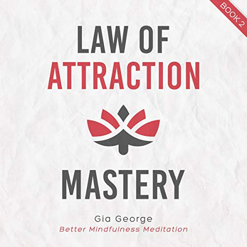 Law of Attraction Mastery audiobook cover art