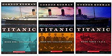 Best titanic book two collision course Reviews