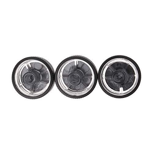 CALALEIE Klimaanlagen-Heizungs-Steuerauto-Schalter-Knopf-Abdeckungen for Chevrolet-Funken Chery QQ3 QQ6 Autoteile Werkzeug