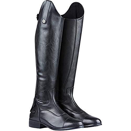 Dublin - Botas de equitación para Hombre, Color Negro, Talla 40 EU Corto Regular