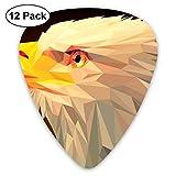 Animal Origami Guitar Picks 12 Packs - Variety Guitar Picks Plectrums-9JC-C2T