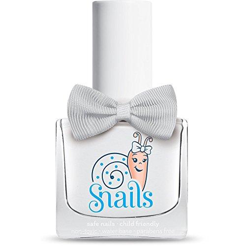 Snails Kinder Nagellack viele Farben abwaschbar mit Wasser und Seife (Frost Queen schillernd)