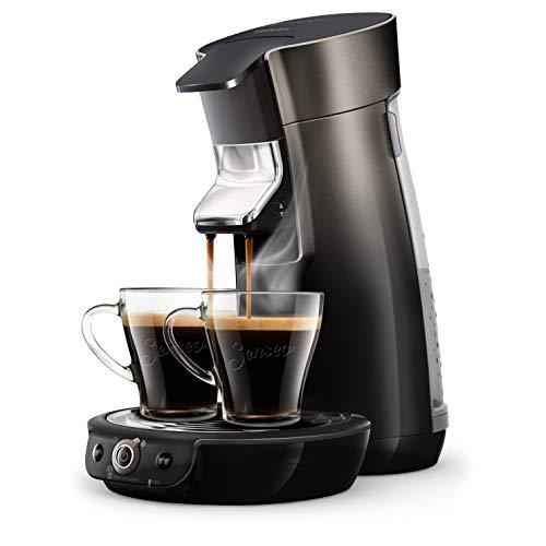HD6566/51 Machine à café à dosettes SENSEO Viva Café Duo Select
