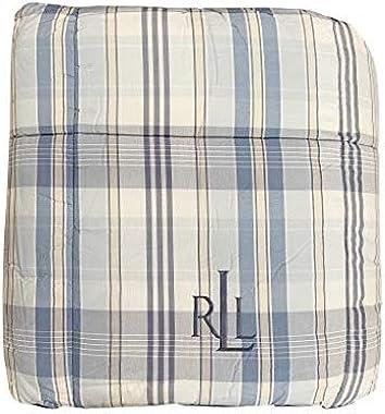 Ralph Lauren Reversible Down Alternative Comforter Bronze Comfort Full/Queen 90 x 92