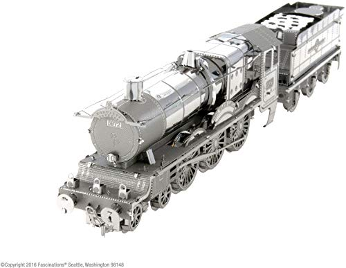 Metal Earth- Tren Expresso Hogwarts, Harry Potter Series (Fascinations MMS440)
