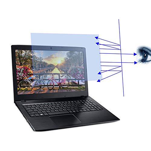 """Protector de pantalla de 15.6 """", protección ocular Protector de pantalla con luz azul para relación de aspecto 16: 9 Laptop de 15.6"""" con salida de filtro Luz azul Alivia la fatiga (paquete de 3)"""