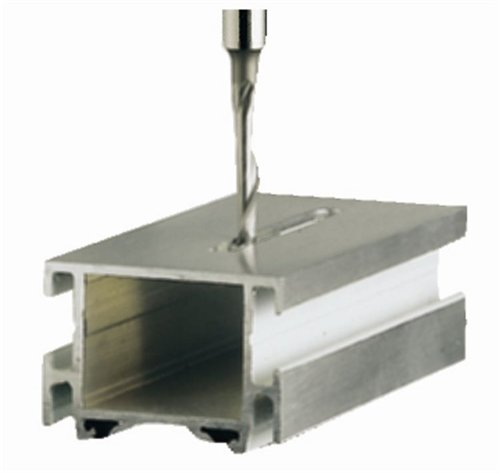 Festool 491036 - Fresa para aluminio HS, vástago 8 mm HS S8 D5/NL23