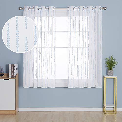 cortinas cortas bebe