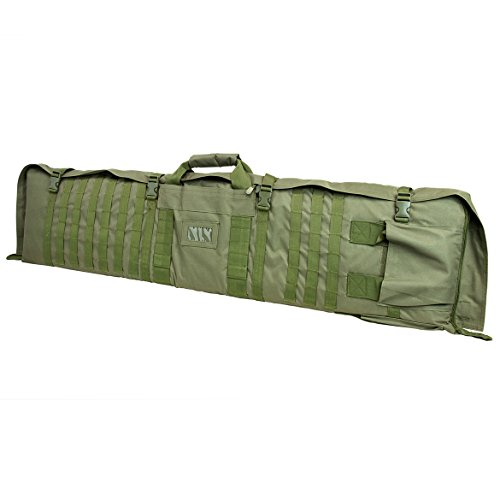 VISM by NcStar Gun Case Rifle Case/Shooting Mat/Green (CVSM2913G)