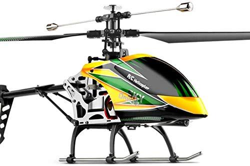 Lotees 2,4 GHz Fjärrkontroll Helikopter 4-kanals RC Helikopter Single Oar Fjärrkontroll Helikopter Radiostyrd Helikopter Utomhus Utomhus 360 ° rotation med LED-ljus