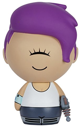Funko - Figurine Futurama - Leela Dorbz 8cm - 0849803072025