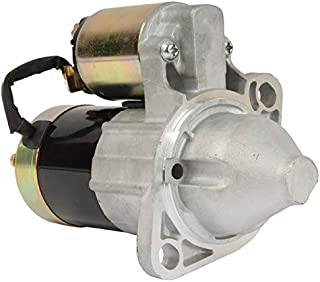 DB Electrical SMT0385 Starter For Hyster W Mazda Engine/FFSN-18-400 /M0T92581 /1699116/12 Volt, CW