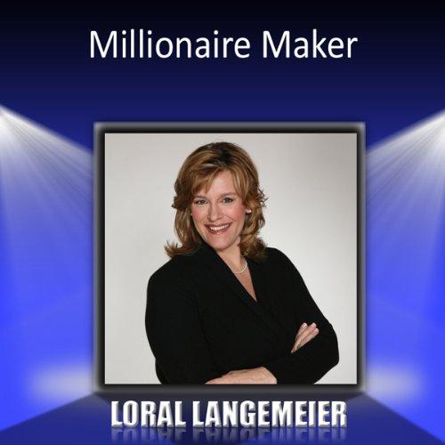 Millionaire Maker audiobook cover art