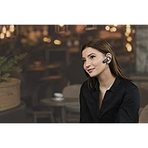 Jabra Talk 15 Bluetooth Headset for Hands-Free Calls with Clear Conversations and Ease of Use