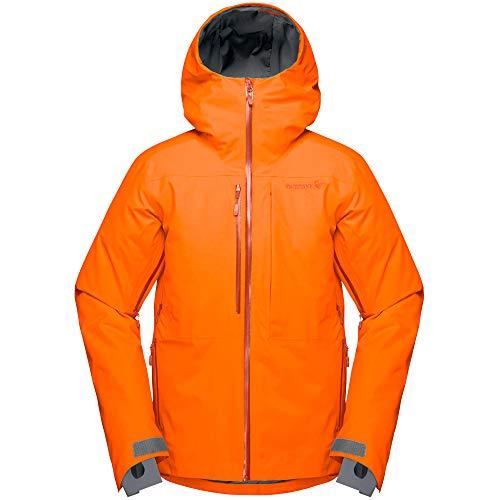 Norrøna Herren Lofoten Skijacke orange L