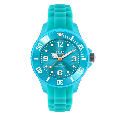 Ice-Watch - ICE forever Turquoise - Women's wristwatch with silicon strap - 000799 (Extra small)