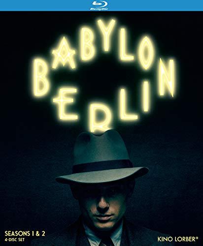Babylon Berlin Seasons 1 & 2 [Blu-ray]