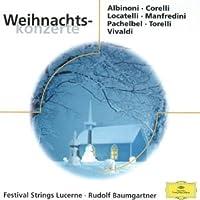 Christmas Concerto: Baumgartner / Lucerne Festival Strings