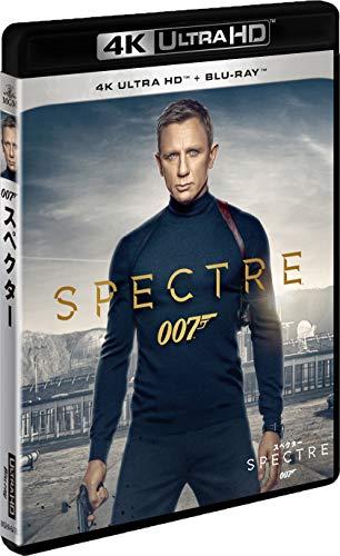 007 スペクター (2枚組)[4K ULTRA HD+Blu-ray]
