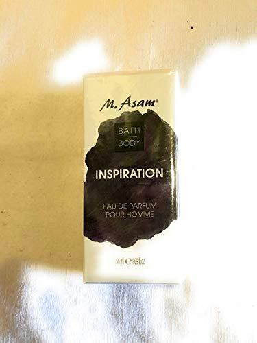 M. Asam Inspiration Eau De Parfum Pour Homme Inhalt: 50ml Herrenduft