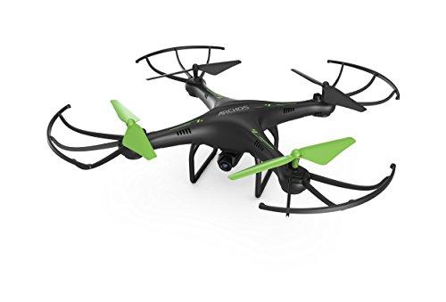 Archos Drone Copter Quadrocopter Drohne max. 25 km/h 2,4Ghz 4 Kanäle HD Kamera