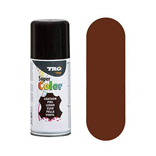 TRG Super Spray Leder Lederfarbspray Lederfarbe (#306 ModeBraun / 3-150 ml - 3.77 oz.)