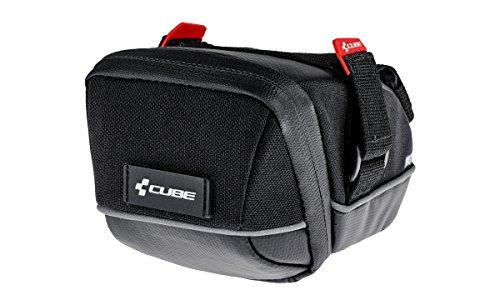 Cube Pro M Fahrrad Satteltasche schwarz