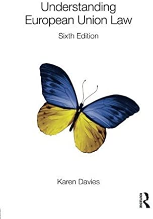 Understanding European Union Law by Karen Davies(2015-07-25)