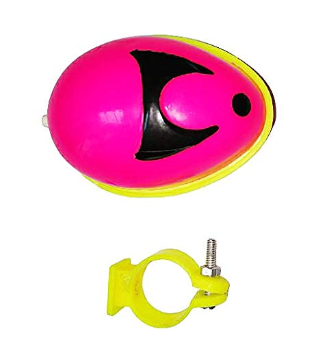POWER PLUS Made in India Newly Designed LED Glow +Music Horn Bell