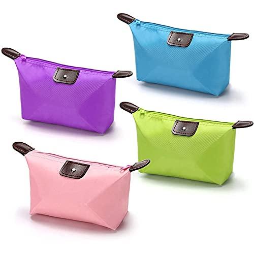 Bolsa de cosméticos de viaje portátil bolsa de bolas de masa hervida productos de cuidado de la piel bolsa de almacenamiento impermeable bolsa de lavado bolsa de viaje combinación 2