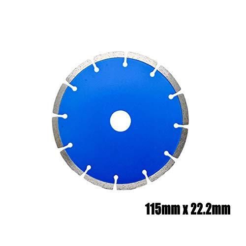 Disco de corte de diamante de granito, 115, 125, 150, 230 mm, para baldosas, extrafino, para máquinas de mano, para separar y cortar piedra natural, gres porcelánico, azulejos, cerámica