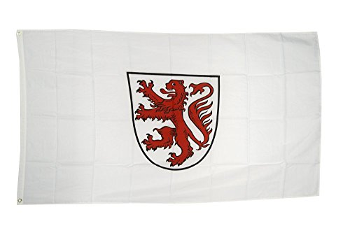 Flaggenfritze Fahne/Flagge Deutschland Stadt Braunschweig + gratis Sticker