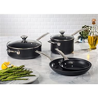 Le Creuset Toughened Steel 6 Piece Cookware Set