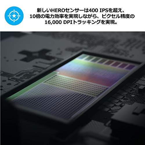 LogicoolGゲーミングマウスG502RGBhブラックusb有線ゲームマウス多ボタンHERO16KセンサーLIGHTSYNCRGBG502Hero国内正規品2年間メーカー保証