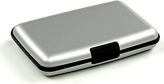 Aluma Deluxe Credit Card Wallet - Silver