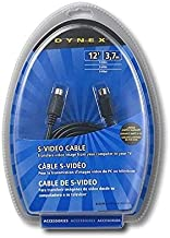 Dynex 12' S-Video Cable