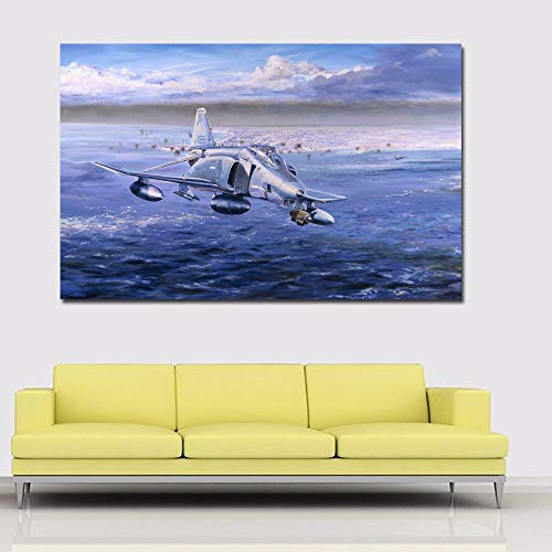 MYJXKL Quadro su Tela Canvas Painting Hdhome Decor Wall Artworks for Living Room Pictures Decoration