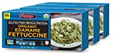 A high-protein Vegan food: Seapoint Farms Organic edamame fettuccini is perfect for plant-based diets. Our soybeans are processed into dry spaghetti noodles to preserve their nutrients, including protein, making them ideal for vegans and vegetarians....