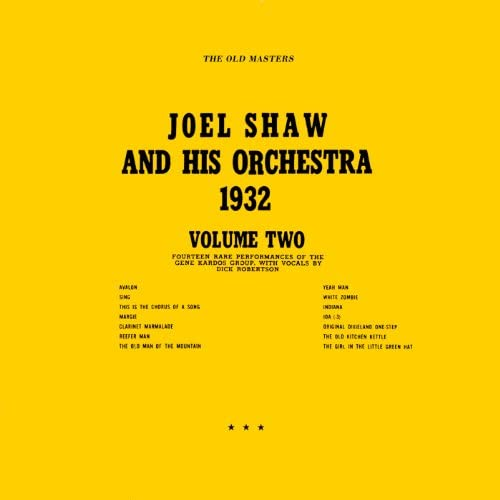 Joel Shaw And His Orchestra