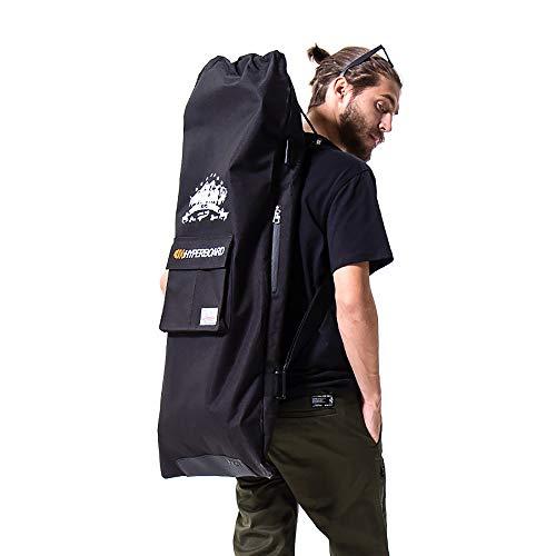 FMAFN スケートボードリュック スケボー キャリアバッグ 電動スケボー 収納袋 耐摩耗 大容量 小物ポケット付き