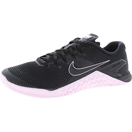 Tênis de corrida masculino Nike Trail, Multicoloured Black Black Pink Foam Gunsmoke 011, 10