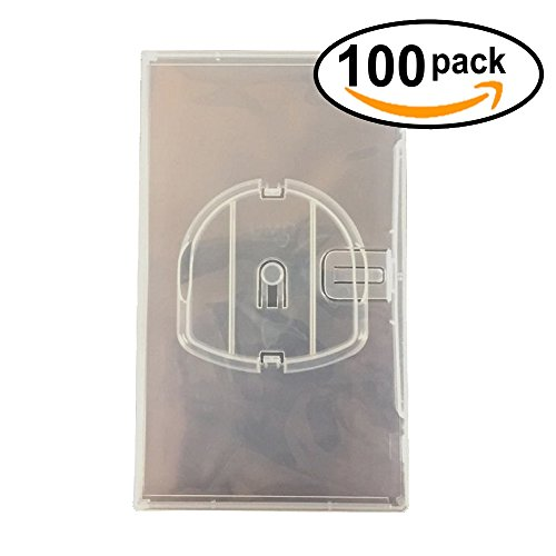PSP (PlayStation Portable) Replacement Game Case 100pk [UMD Case]