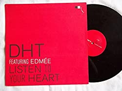 D.H.T. & Edm?â?®e Daenen - Listen To Your Heart - Data Records