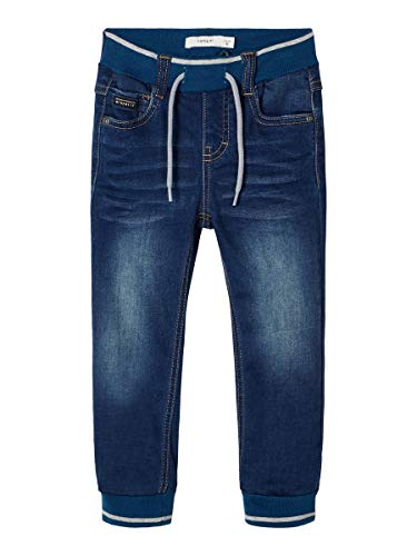 NAME IT Child Jeans Powerstretch Baggy Fit 110Medium Blue Denim