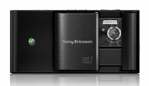 Sony Ericsson Satio Smartphone (UMTS, Wi-Fi, aGPS, 12.1 MP, Xenon Blitz) schwarz